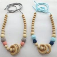 Buy cheap Amber Teething Necklace Crochet Teething Necklace from wholesalers