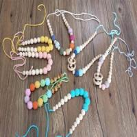 Buy cheap Baltic Amber Crochet Teething Necklace from wholesalers