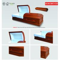 Buy cheap CARLSLEY cremation coffin with nice coffin parts from wholesalers