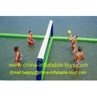 Buy cheap inflatable water volleyball sports-WG-081 from wholesalers