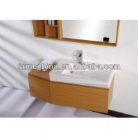 Buy cheap French style pvc bathroom wash basin cabinet from wholesalers