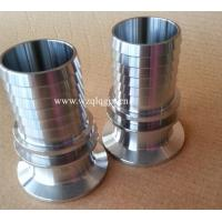 Buy cheap 14mhr Sanitary Stainless Steel Liner Hose Joint Fitting Connector Coupling from wholesalers