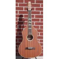 Buy cheap Luna Weissenborn-style Solid Top Acoustic Lap Steel Guitar from wholesalers