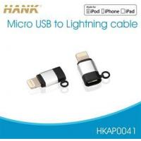 Buy cheap Micro USB to Lightning Adapter (Apple Certified) from wholesalers