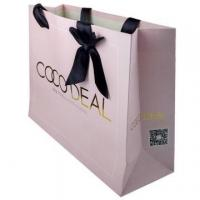 Buy cheap Gift Coated Paper Bag with Twisted Handle from wholesalers