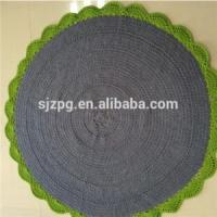 Buy cheap Crochet round rug from wholesalers