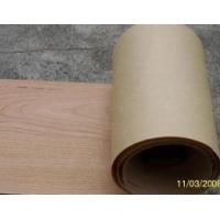 Buy cheap Natural veneer veneer with paper back from wholesalers