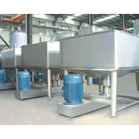 Square high-speed emulsifier tank. Manufactures