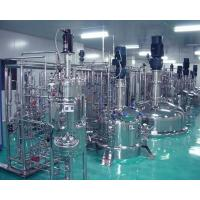 Buy cheap 100L-2T-10T three stage fermentation system from wholesalers