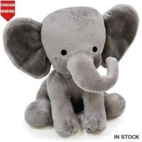 CHStoy Custom Elephant soft Toy Plush Animals Doll Manufactures
