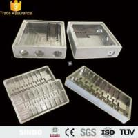 Buy cheap Precision CNC Lathe Milling Electronic Housing Machining Parts from wholesalers