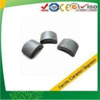 Buy cheap Micro Motor Ferrite Permanent Magnet from wholesalers