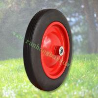 Buy cheap SR2502solid rubber wheelbarrow wheels from wholesalers