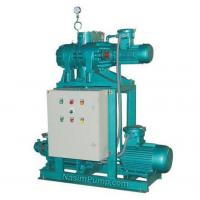 Water jet vacuum unit