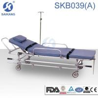Buy cheap SKB039(A) Aluminum Ambulance Stretcher Bed from wholesalers