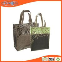 Wholesale Open top non woven shopping bag 100gsm brown color from china suppliers