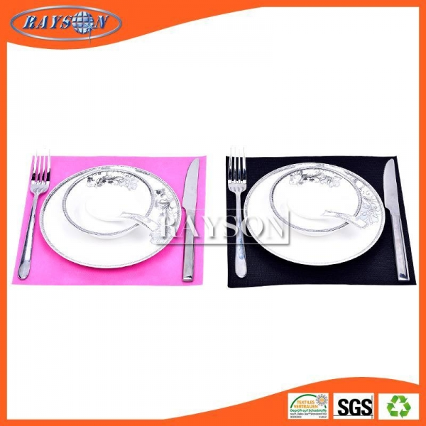 Quality Non woven placemat polypropylene spunbond for sale