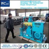 Oxygen Booster Compressor 150Bar 200Bar Filling Pressure Auto Protection Manufactures