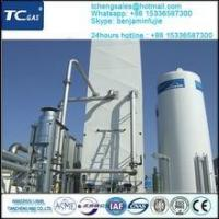 Liquid Oxygen Plants with Gas filling station Liquid Pump CE Manufactures