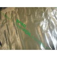 Wholesale HDPE woven fabric pe tarpaulin with aluminum foil coating from china suppliers