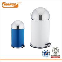 Buy cheap Powder Coating Rubbish bin with Circular Arched Lid MHI-041 from wholesalers