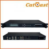 Buy cheap 8CH DVB-S2 Satellite IP Decoder with 64 Spts Output from wholesalers