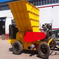 Mobile diesel engine tree stump grinder Manufactures