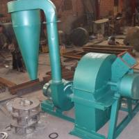 Buy cheap wood sawdust machine with cyclone from wholesalers