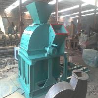 Multifunctional wood crushing machine