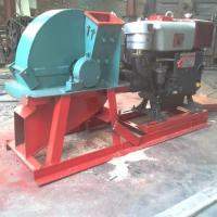 Buy cheap Diesel engine wood shaving mill from wholesalers