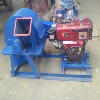 Buy cheap Diesel engine wood crusher from wholesalers