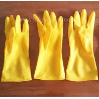 high quality household rubber glove