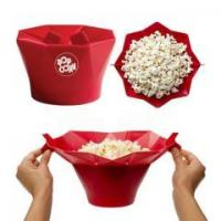 Buy cheap Silicon microwave popcorn bowl make Healthy Snack No Oil Fat from wholesalers