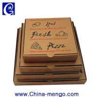 Buy cheap Disposable Food Box Container For Pizza from wholesalers