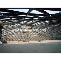 Buy cheap Economical design Welded Light Warehouse Steel Construction from wholesalers