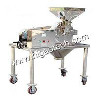 China tabletop pulverizer machine on sale