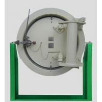 AKM lock-ring quick-open blind plate