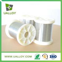 Buy cheap Nichrome 60 Nickel Alloy Wire from wholesalers