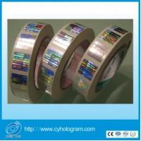 Buy cheap Tamper Evident Hologram Sticker in Roll from wholesalers