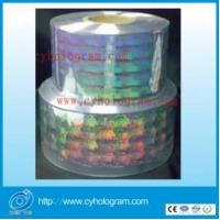 Buy cheap Hologram Transparent Lamination Film from wholesalers