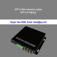 Buy cheap EFP Use HD-SDI Video with Remote & tally & intercom & return video Multiplexer from wholesalers