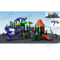 Buy cheap Electric Play Equipment Children Outdoor Playground Equipment from wholesalers