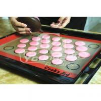 Buy cheap Macaron Baking Mat specially designed for Bakers from wholesalers