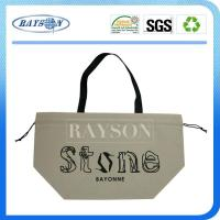 Drawstring bag non woven material Manufactures