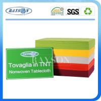TNT disposable tablecloth Manufactures