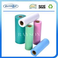 Buy cheap Disposable bed sheet non woven material from wholesalers