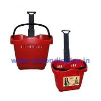 Wholesale Shopping Basket Trolley from china suppliers