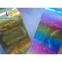 Buy cheap Pvc Holographic Film from wholesalers