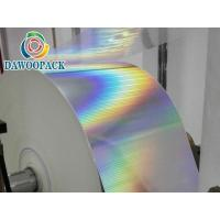 Buy cheap Laminate Holographic paper from wholesalers