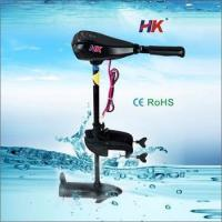 Buy cheap Electric outboard trolling motor with 24V DC for fishing from wholesalers